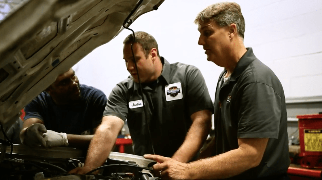 Mighty Auto Parts Hands On Training