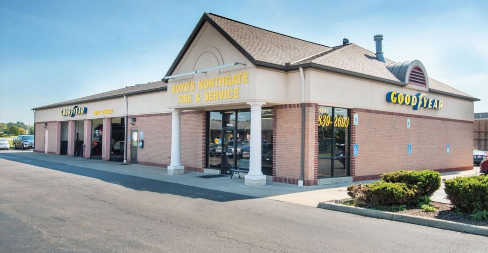 A Mighty Case Study: Boyd's Tire & Service Centers