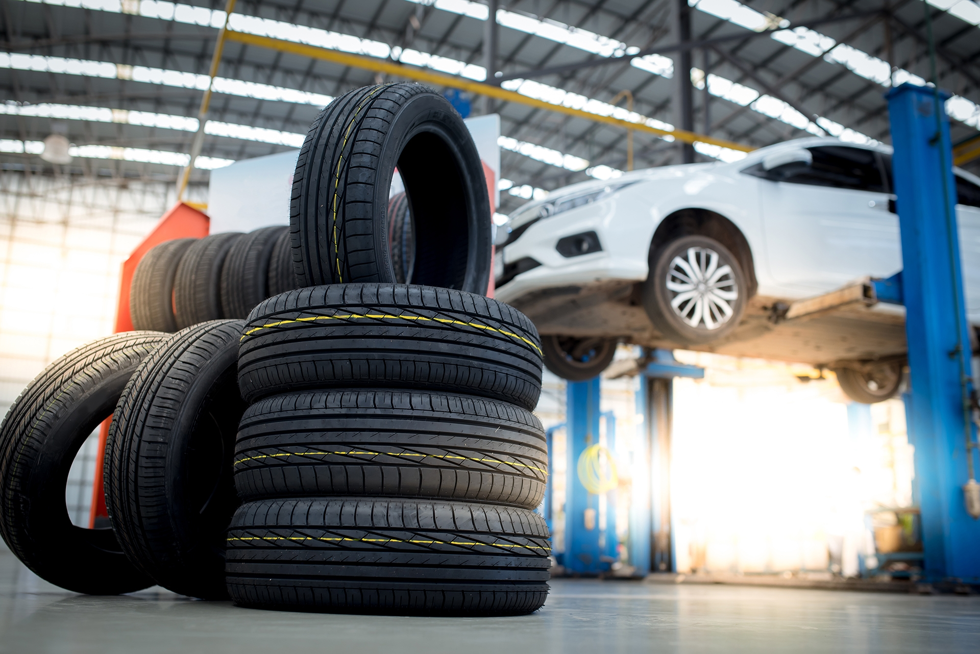 Tire Rotation: A Neglected Necessity