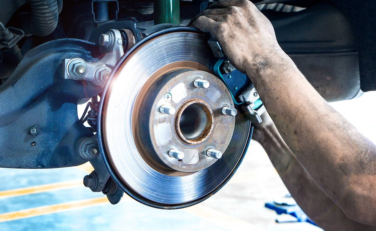 Are Your Brakes in Tip-Top Shape?