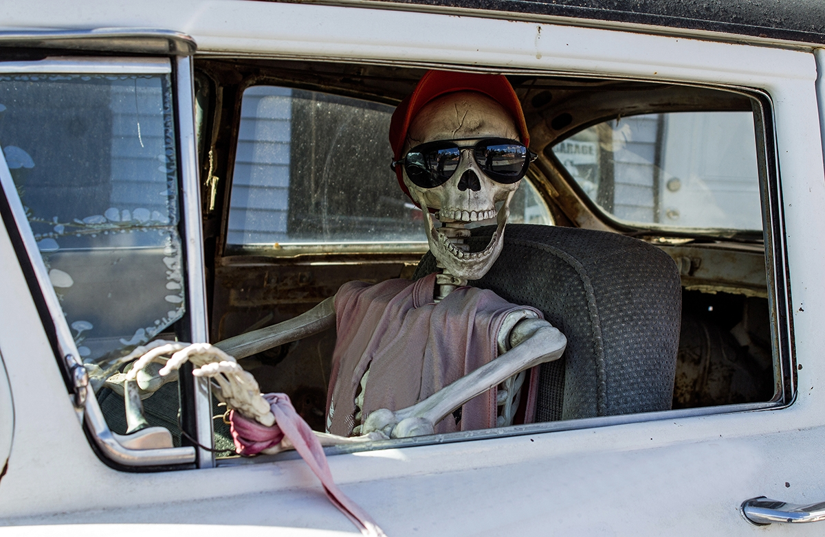 Don't Let Car Maintenance Terrify You this Halloween