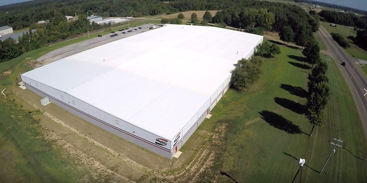 Mighty Auto Parts Product Center Warehouse Expansion Completed