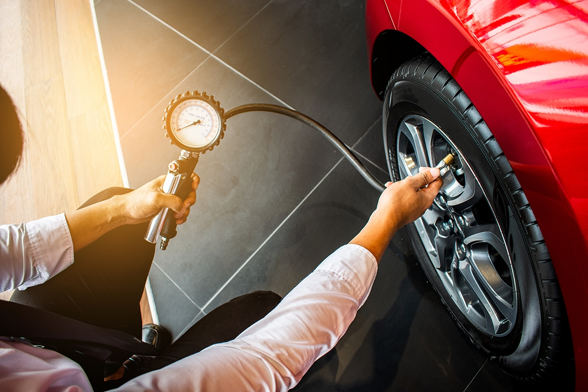 How Changing Seasons Affects Your Vehicle's Tires