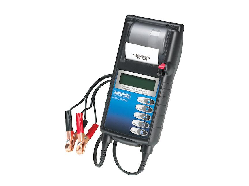 MDX-P300 12V Battery Tester