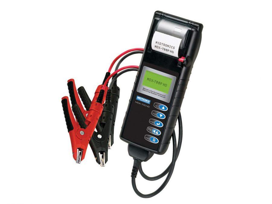 MDX-700P HD Battery Tester