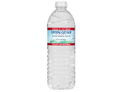 Natural Alpine Spring Water