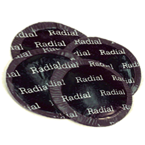 Cord-Reinforced Radial Patches