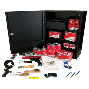 Tire Repair Wall Cabinet