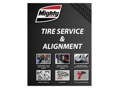 Tire Service & Alignment Catalog