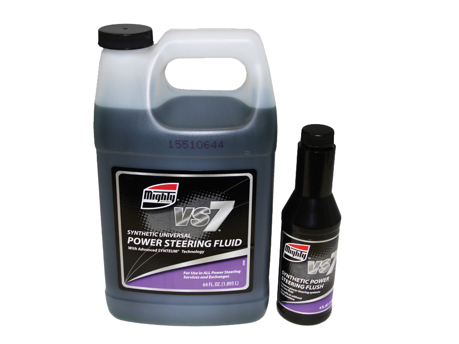 Synthetic Power Steering and Flush Kit