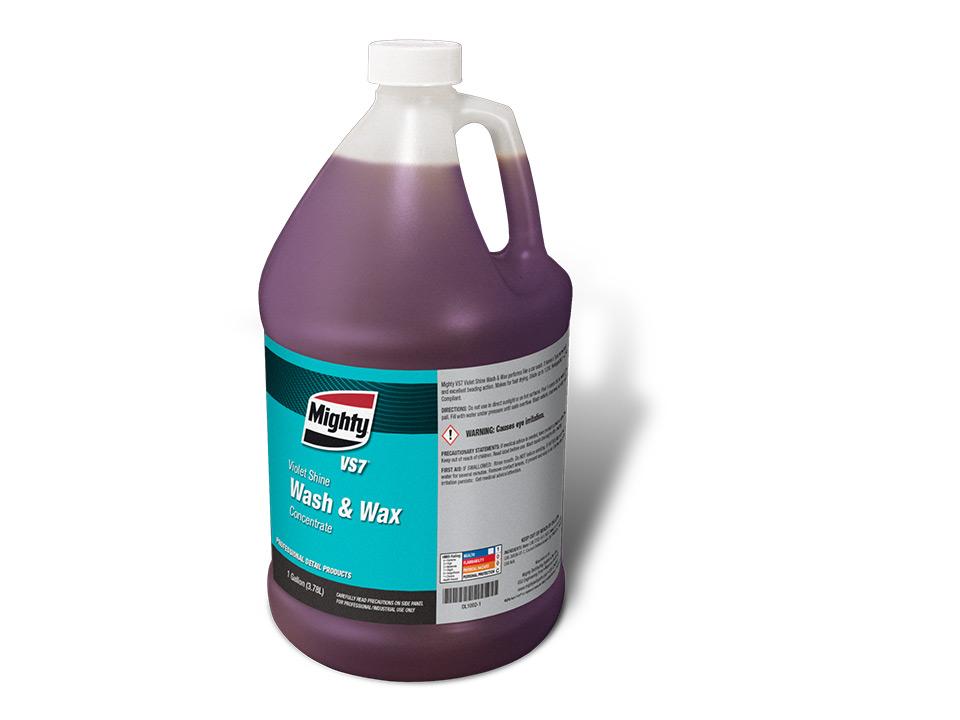 Violet Shine Wash & Wax