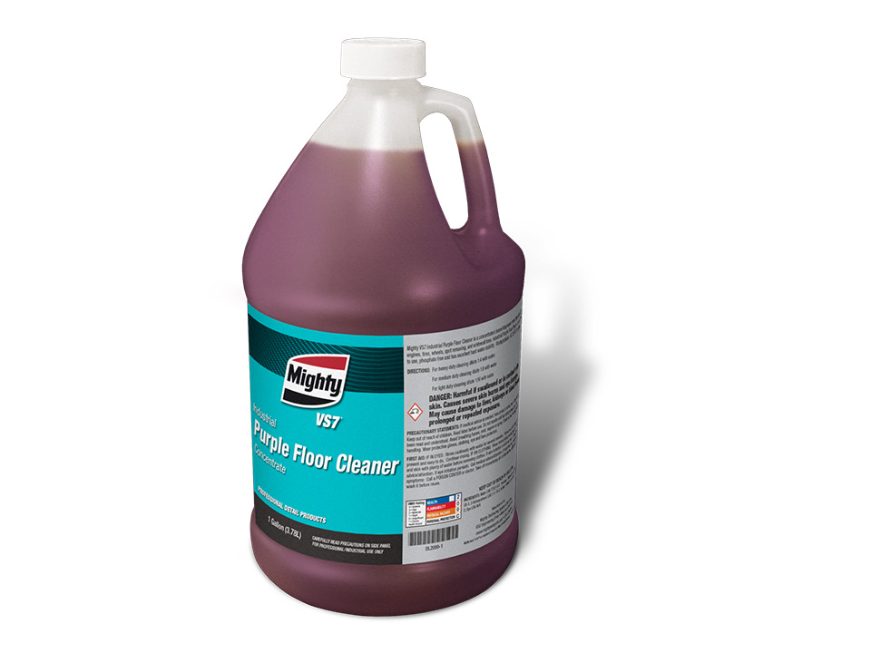 Industrial Purple Floor Cleaner