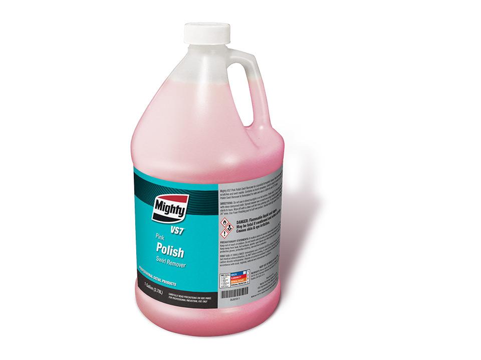 Pink Polish Swirl Remover
