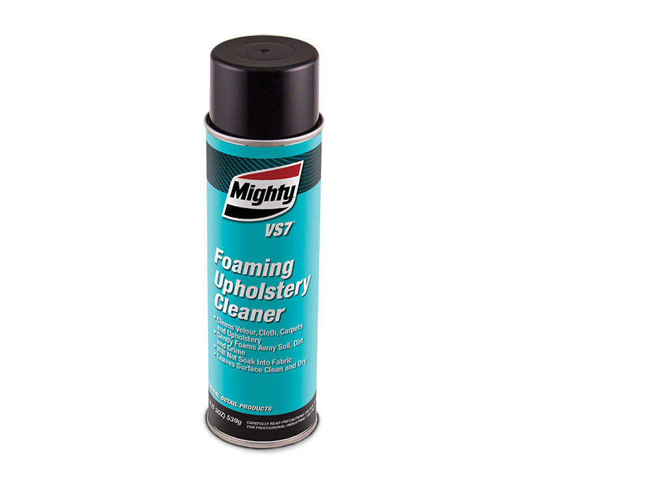 Foaming Upholstery Cleaner