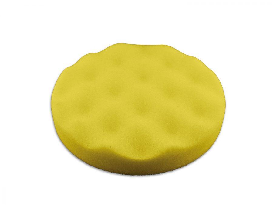 """Yellow 6"""" Waffle Pad"""