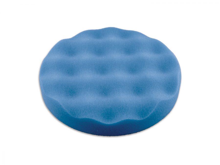 "Blue 6"" Waffle Pad"