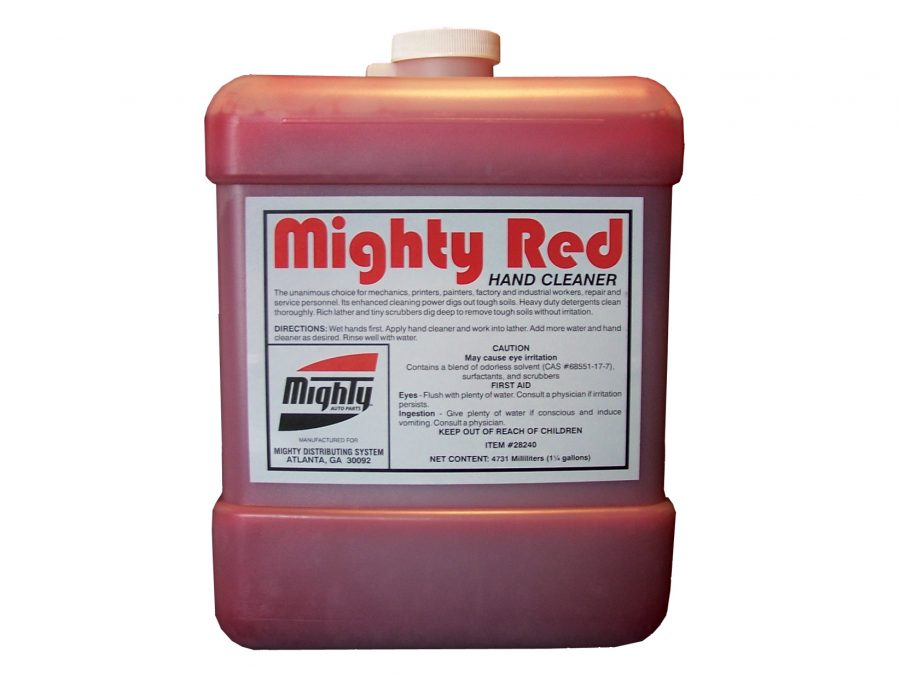 Mighty Red Cherry Scented Hand Cleaner