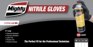 Nitrile Gloves - 4.5MIL