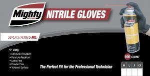 Nitrile Gloves - 5MIL