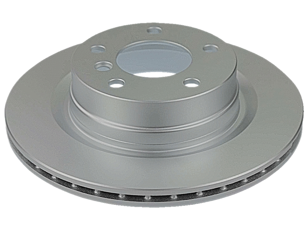 Mighty System XL<sup>®</sup> GeoTech<sup>™</sup> Coated Rotors