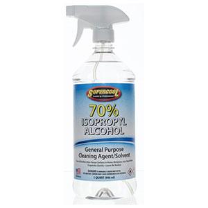 SuperCool 70% Isopropyl Alcohol Spray