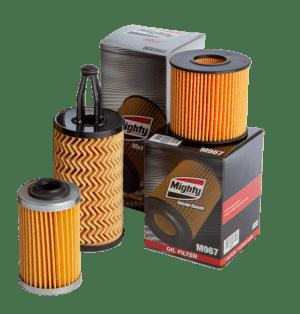 Cartridge Oil Filters