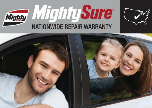mightysure nationwide repair warranty