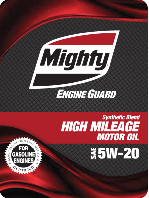 Engine Guard Synthetic Blend High Mileage