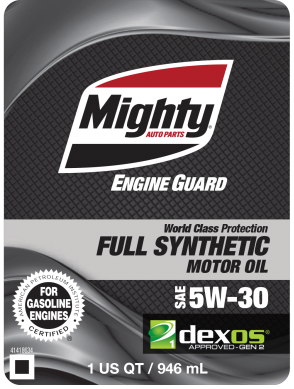 Engine Guard Full Synthetic dexos<sup>®</sup>