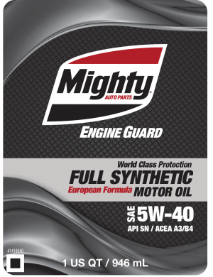 Engine Guard Full Synthetic Euro