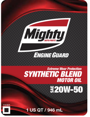 Engine Guard Synthetic Blend