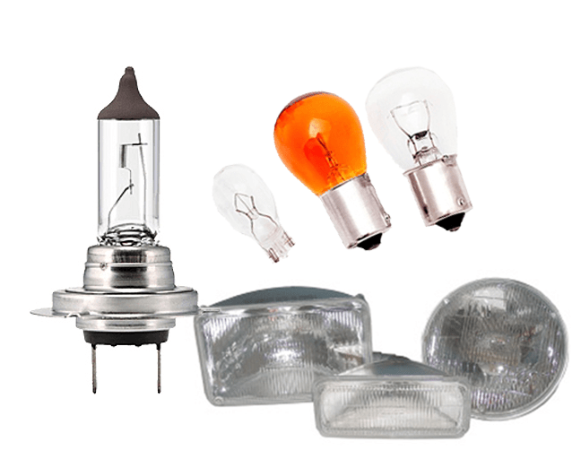 Bulbs and Halogen Capsules