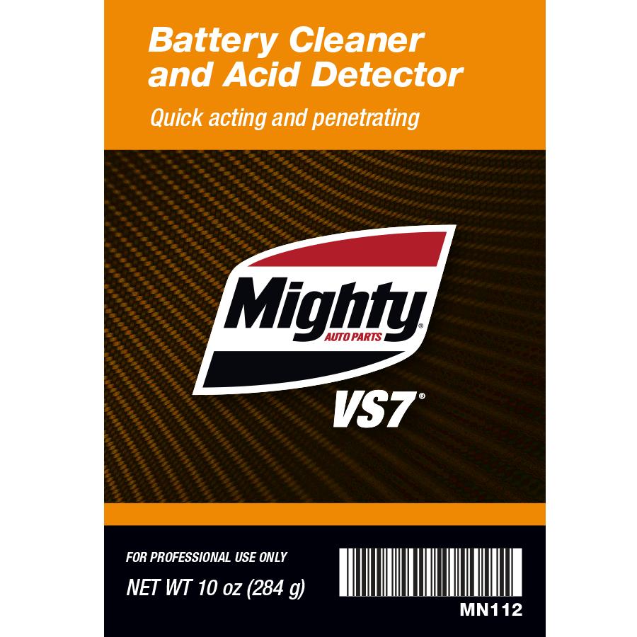 Battery Cleaner & Acid Detector